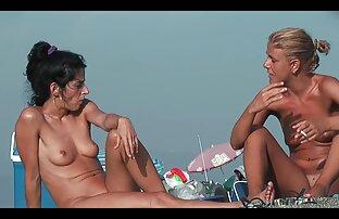 ¡La tetona Maggie Green da el orgasmo en un xxx gay de jovencitos cuarteto lésbico!